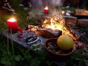 Fêtons le Nouvel An des sorcières & Samhain